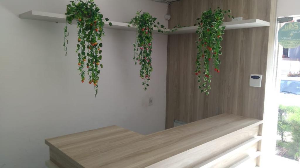 Sala para alugar, 40 m² por R$ 900/mês - Manaíra - João Pessoa/PB