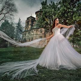 wedding by Dejan Nikolic Fotograf Krusevac - Wedding Bride ( kraljevo, vencanje, paracin, vrnjacka banj, krusevac, svadba, fotograf )