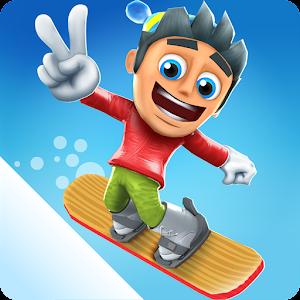 Cover art Ski Safari 2