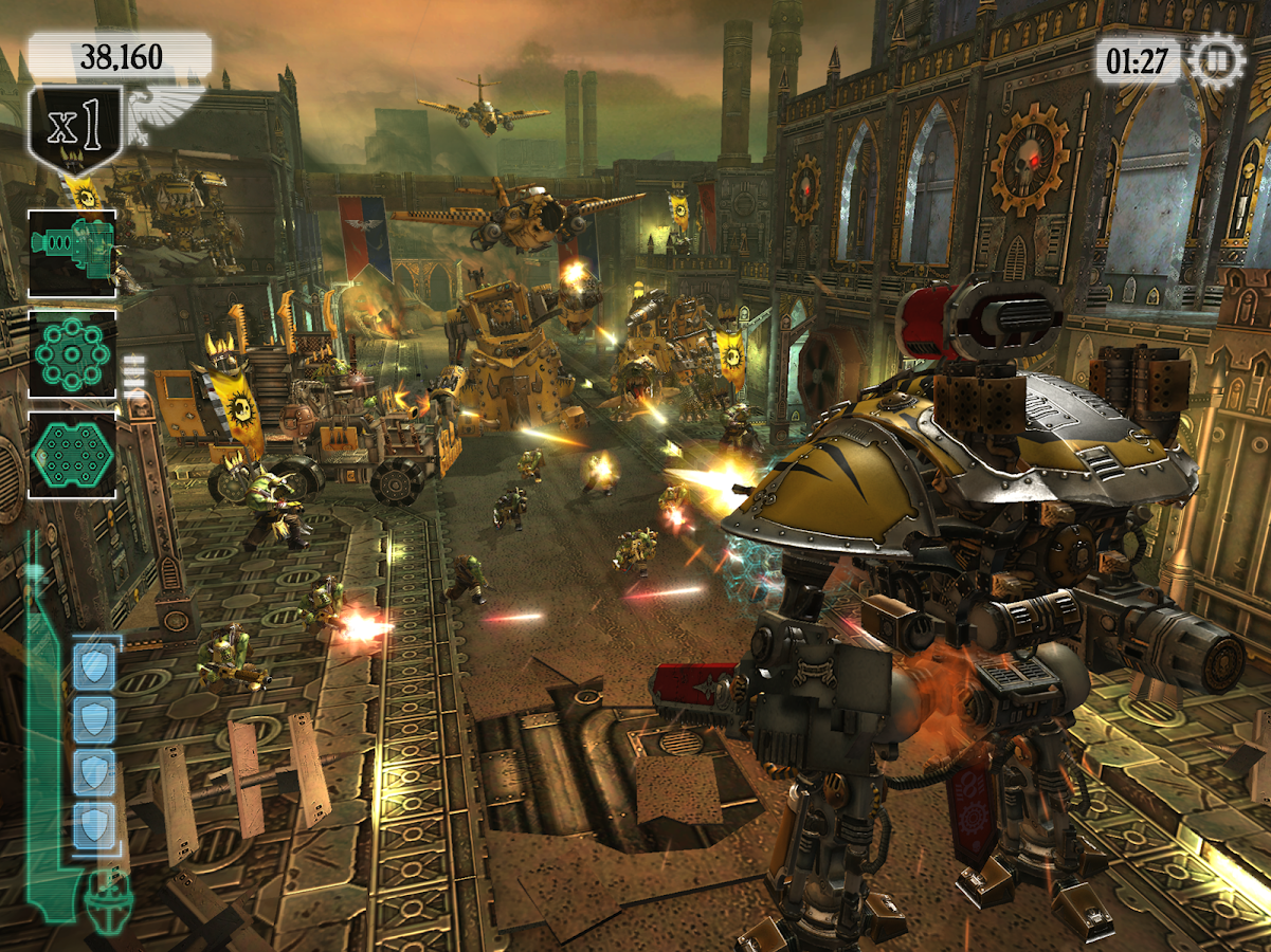 Warhammer 40,000: Freeblade Screenshot 11