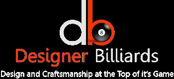 Designer Billiards - Design & Craftsmanship at the Top of it's Game