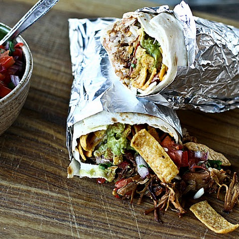 Neato Frito Over-stuffed Burritos