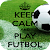 Keep Calm Soccer Quotes file APK Free for PC, smart TV Download