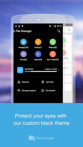 CM FILE MANAGER screenshot 6