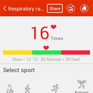 iCare Respiratory Rate Pro Screenshot 8