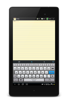 NOTES APK screenshot thumbnail 17