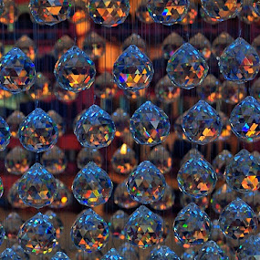 MULTIPLES by Jean St-Aubin - Abstract Patterns ( pwcabstractdiamonds-dq )