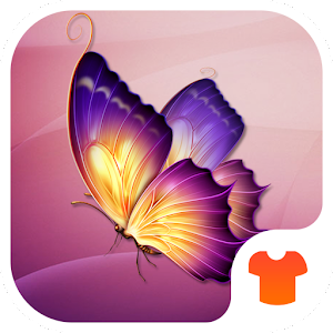 Butterfly Theme for Android FREE For PC