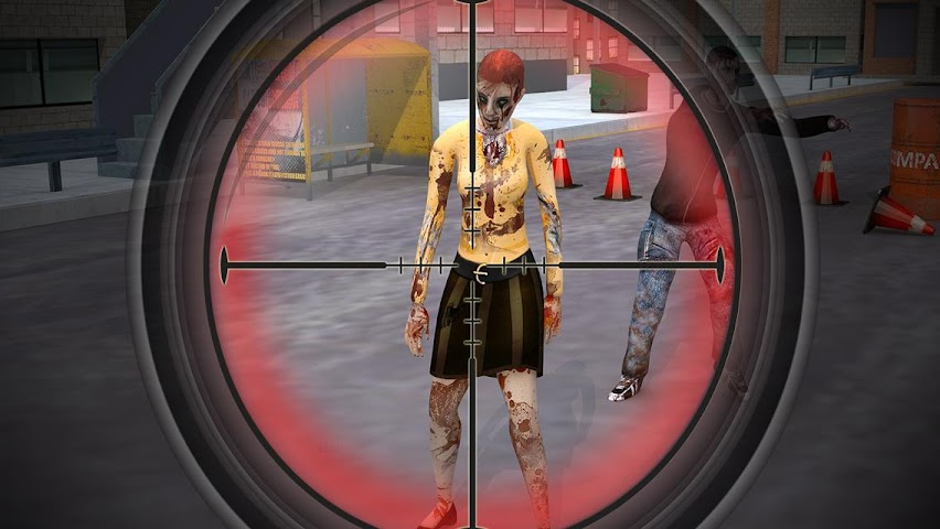 android Elite Zombie Shooter : 3D FPS Screenshot 12