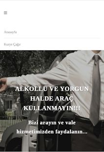 Bursa Acil Kurye - screenshot