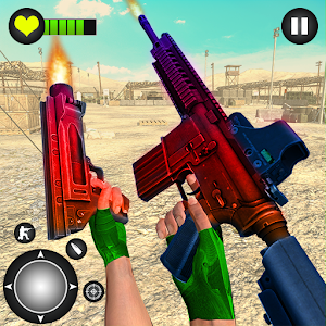 US Army Counter Attack: FPS Shooting Game For PC / Windows 7/8/10 / Mac – Free Download