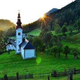 Sv. Štefan by Bojan Kolman - Buildings & Architecture Places of Worship