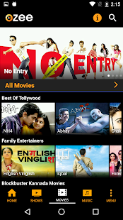 App OZEE Free TV Shows Movie Music 11.1.20 APK for iPhone