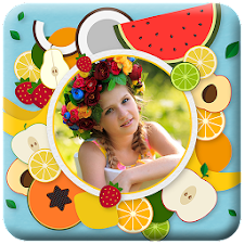 Fruit Photo Frames