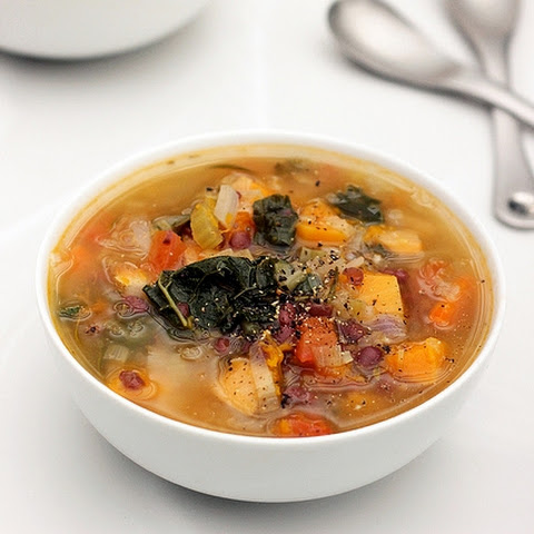 Fall Detox Soup – Gluten-free + Vegan