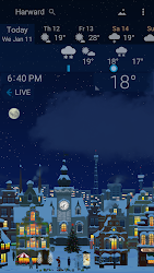 YoWindow Weather v2.2.7 APK 1