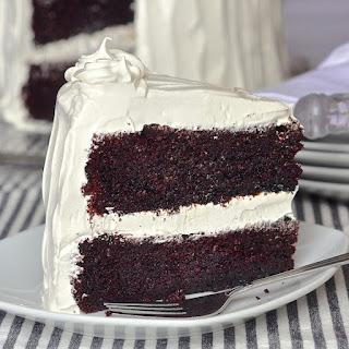 Black & White Cake Recipes