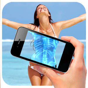 Cover art Human X Ray Scanner (Prank)