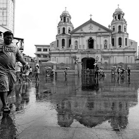 QUIAPO by Rogz Necesito Jr. - City,  Street & Park  Historic Districts
