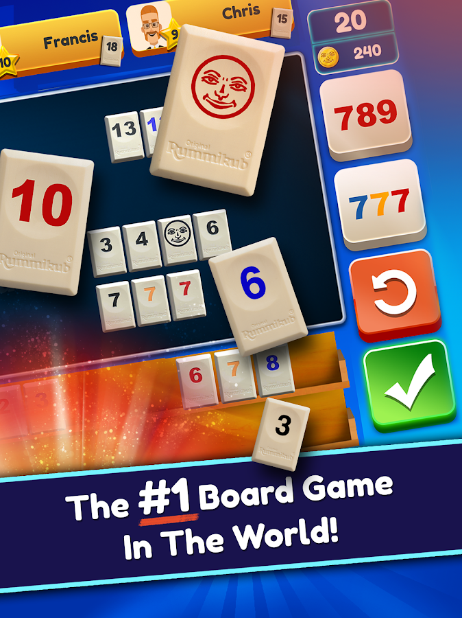 Rummikub Screenshot 2