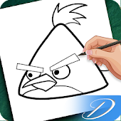Download Android App How to Draw Angry Birds for Samsung