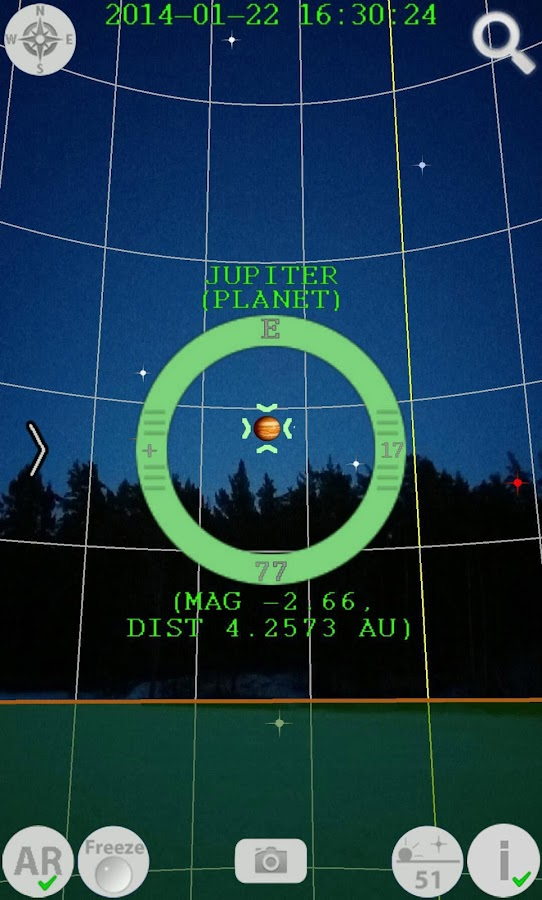 Planet Finder + Screenshot 3