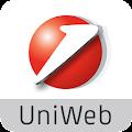App UniWeb Mobile Pass apk for kindle fire