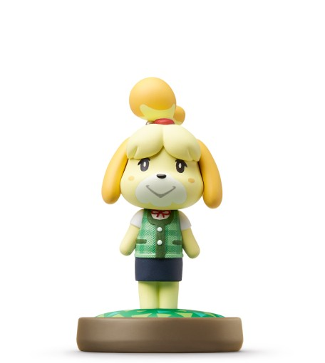 Isabelle - Summer Outfit - Animal Crossing series