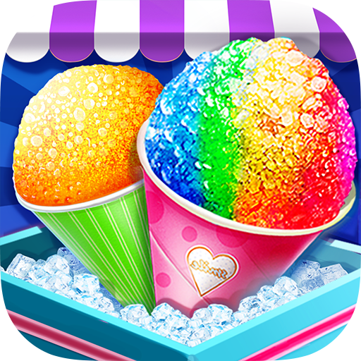 Snow Cone Maker - Frozen Foods