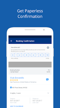 Booking.com Hotel Deals APK screenshot thumbnail 3