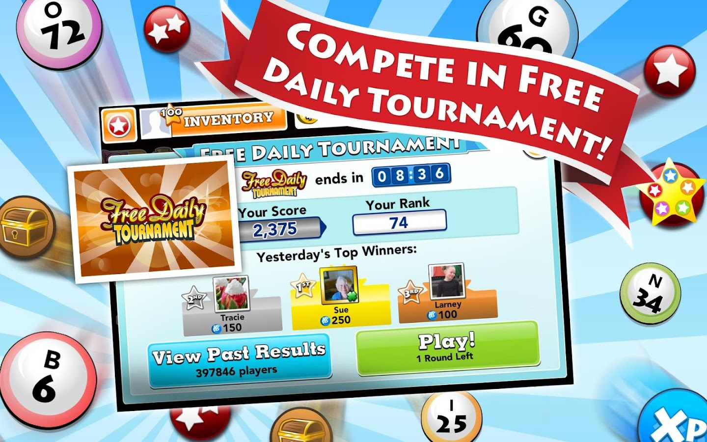 Bingo Blitz: Bingo+Slots Games Screenshot 5