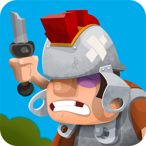 GALLIA Rise of Clans - addictive match 3, bubble shooter & catapult game