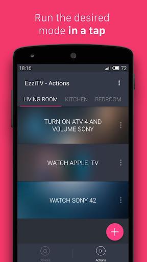Universal Smart Remote Ezzi TV screenshot 6