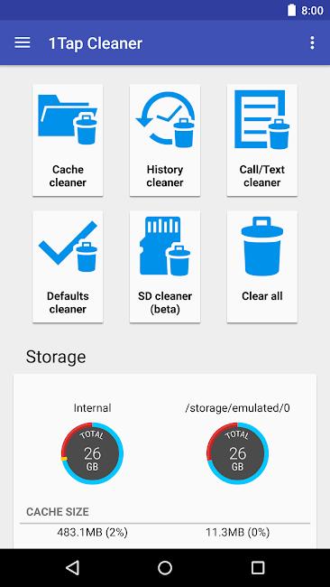 1Tap Cleaner Pro 2.98 APK 1