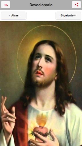 Devocionario Católico screenshot 8