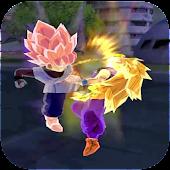 Goku Ultimate Run Hero