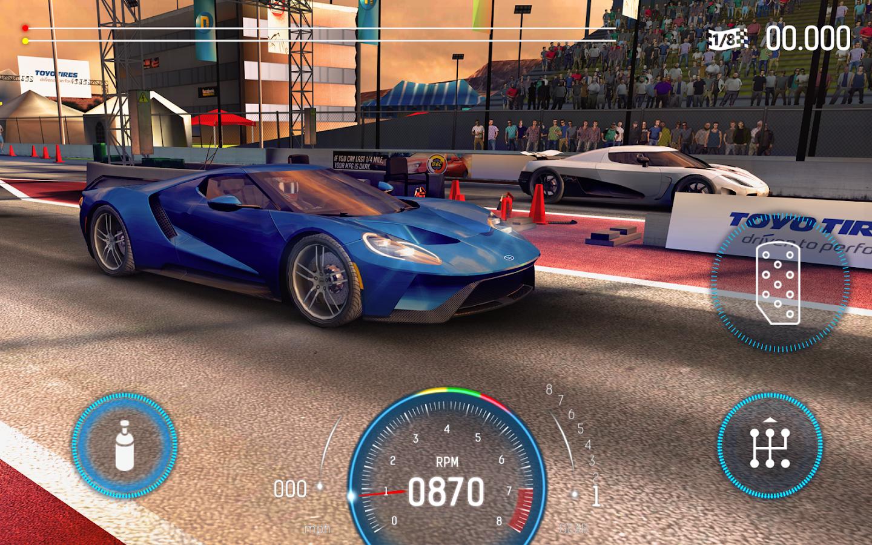 Nitro Nation Drag Racing – Screenshot