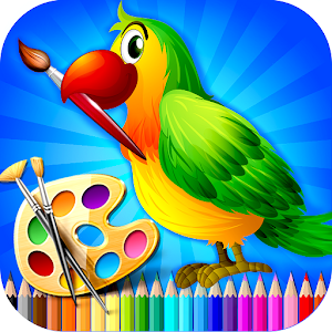 Download Kids Preschool Coloring Book For PC Windows and Mac