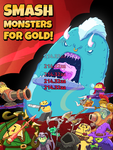 Hopeless Heroes: Tap Attack For PC