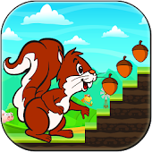 Game Squirrel Run APK for Kindle