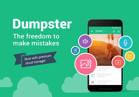 Free Download Dumpster Photo & Video Restore APK for Samsung