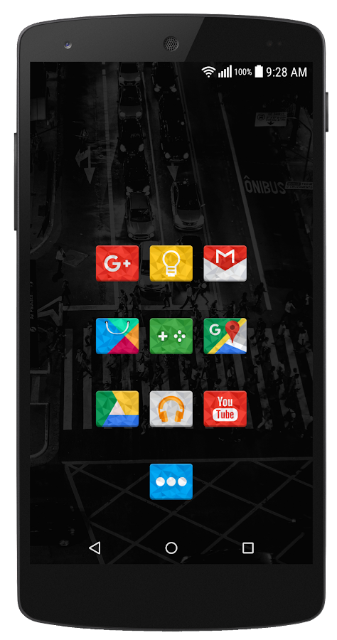 Rectron Icon Pack Screenshot 2
