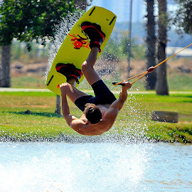 LAKE TELAVIV by Dong Leoj - Sports & Fitness Watersports ( sports&fitness )
