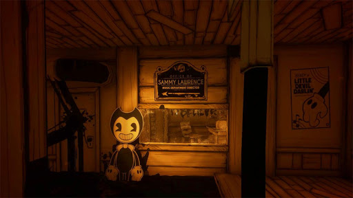 Bendy & The Ink Machine Scary Game For PC