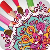 App Coloring Book for Adults Free APK for Kindle