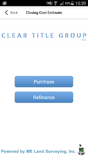 Clear Title Group - screenshot