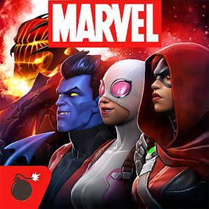 Deadpool, Wolverine, Captain Marvel, Spider-Man and more want to join YOUR team! APK Icon