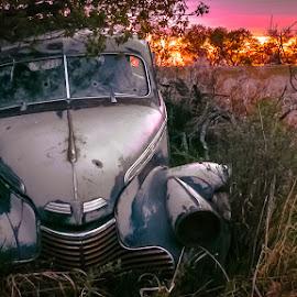 Shot by Garnie Ross - Transportation Automobiles ( car, color, vintage, shot, classic )