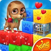 Download Pet Rescue Saga lite King APK