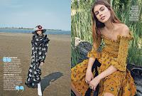 Photography Yelena Yemchuk, Stylist Delphine Dahnier, Make up Romy Soleimani